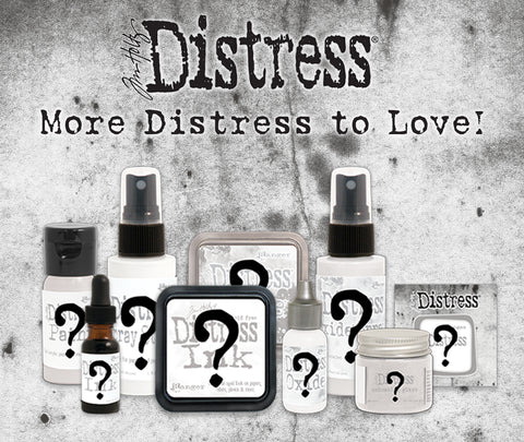Tim Holtz Distress® New Color Teaser