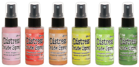 Tim Holtz Distress® Oxide® Sprays 1