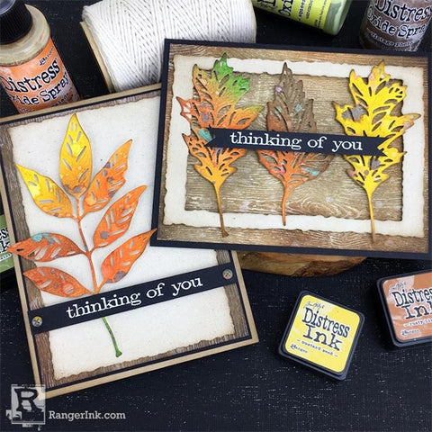 Fall Thinking of You Cards by Bobbi Smith
