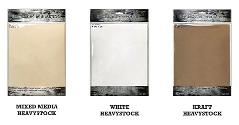 Tim Holtz Distress® Heavystock Surfaces