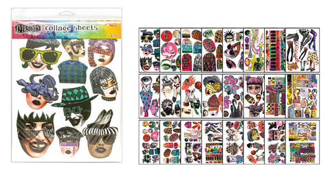 Collage Sheets 1