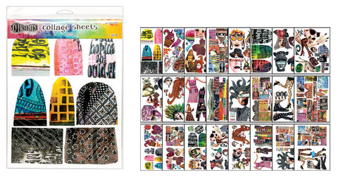 Collage Sheets 2
