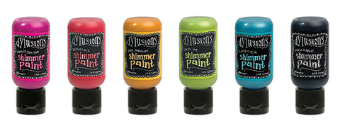 Dylusions Shimmer Paints