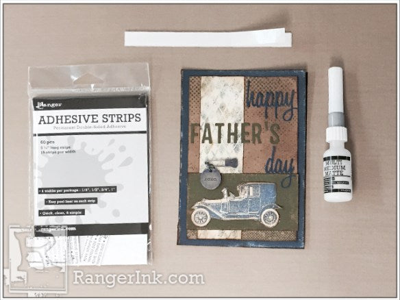 Fathers Day Card by Patti Behan | www.rangerink.com