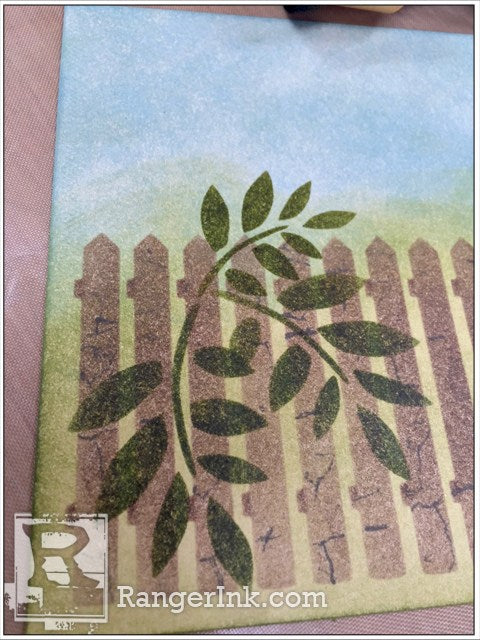 Give It All You've Got Card By Wendy Vecchi | www.rangerink.com