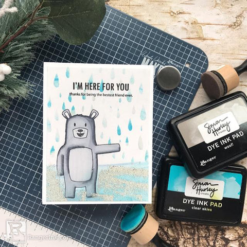 I'm Here for You Card by Jess Francisco