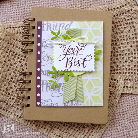 You're the Best Card by Audrey Pettit