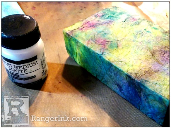 Perfect Pearls Powder Spring Chunky Block by Anita Houston | www.rangerink.com