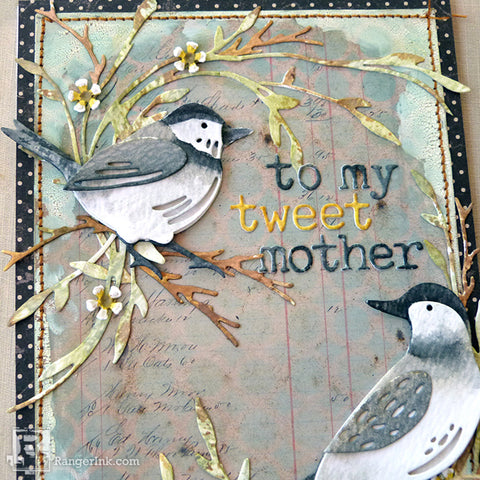 To My Tweet Mother Card by Audrey Pettit Beauty 2