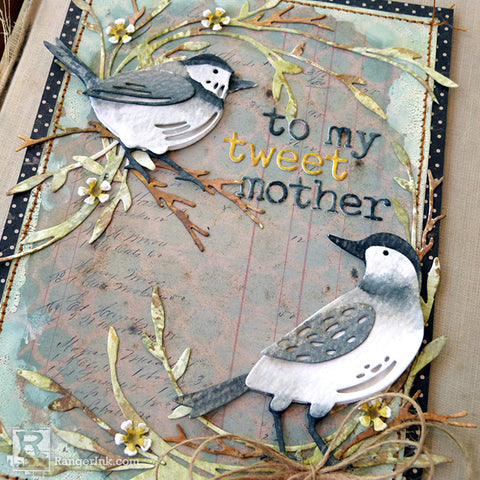 To My Tweet Mother Card by Audrey Pettit Step 12