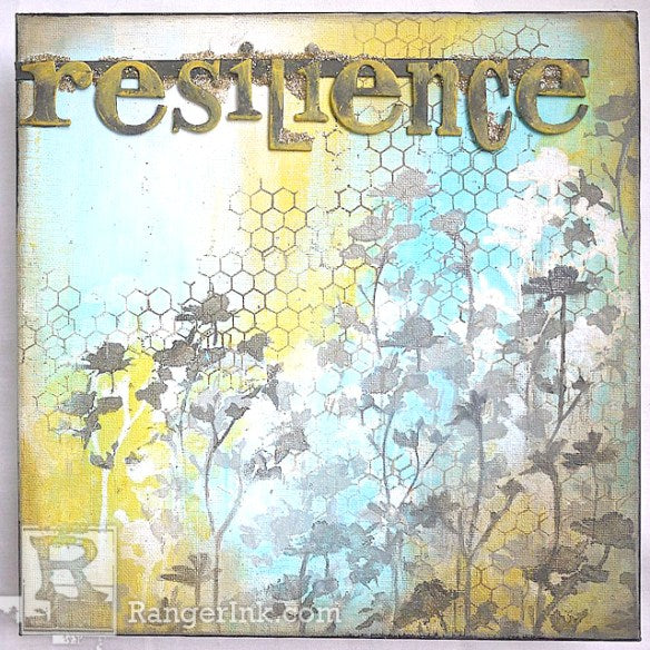 Resilience Canvas by Aida Haron