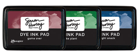Simon Hurley create. Dye Ink Pads