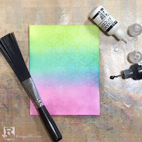 Simon Hurley create. Excited for You Card by Jess Francisco Beauty Image Step 3