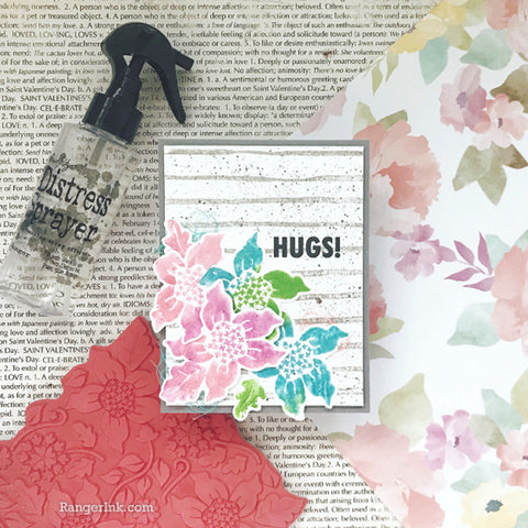 Simon Hurley create. Hugs Card Final