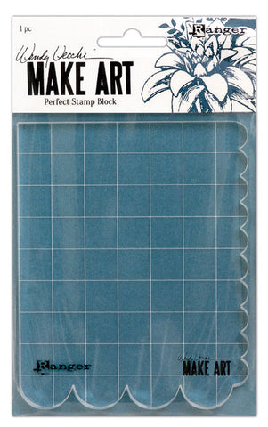 Make Art Stamping Block