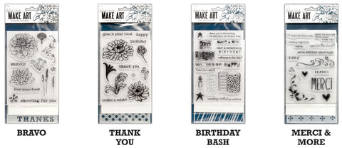 WENDY VECCHI STAMP STENCIL DIE SETS