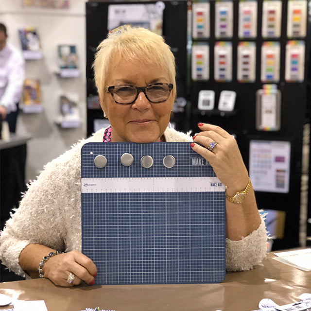 Wendy Vecchi - Signature Designer for Ranger & Stampers Anonymous