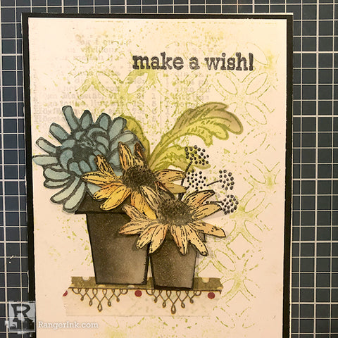 Make a Wish Card By Cassie Lynch