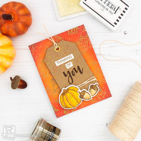 Letter It™ Thinking of You Card by Laura Volpes