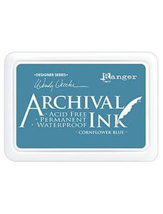 Wendy Vecchi Archival Ink™ Pad Cornflower Blue