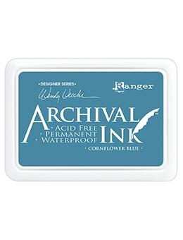 Wendy Vecchi Archival Ink™ Pad Cornflower Blue Ink Pad Wendy Vecchi