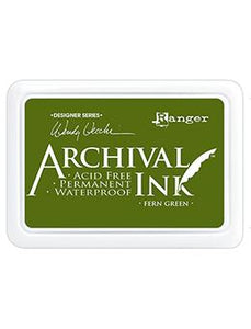 Wendy Vecchi Archival Ink™ Pad Fern Green