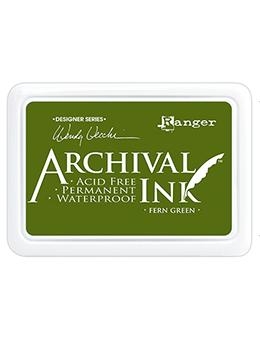 Wendy Vecchi Archival Ink™ Pad Fern Green Ink Pad Wendy Vecchi