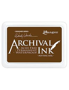 Wendy Vecchi Archival Ink™ Pad Potting Soil