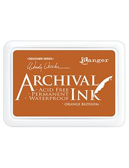 Wendy Vecchi Archival Ink™ Pad Orange Blossom