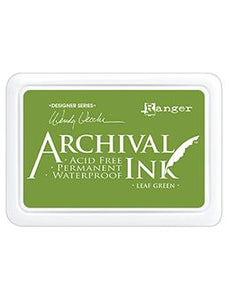 Wendy Vecchi Archival Ink™ Pad Leaf Green