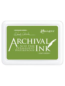 Wendy Vecchi Archival Ink™ Pad Leaf Green Ink Pad Wendy Vecchi
