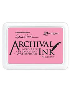 Wendy Vecchi Archival Ink™ Pad Pink Peony Ink Pad Wendy Vecchi