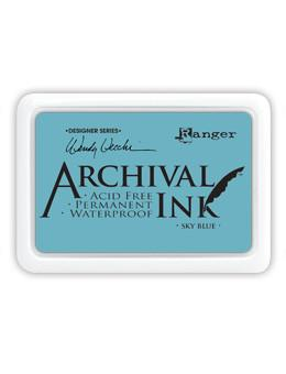 Wendy Vecchi Archival Ink™ Pad Sky Blue Ink Pad Wendy Vecchi