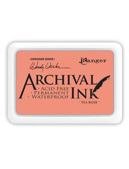 Wendy Vecchi Archival Ink™ Pad Tea Rose