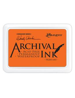 Wendy Vecchi Archival Ink™ Pad Tiger Lily Ink Pad Wendy Vecchi