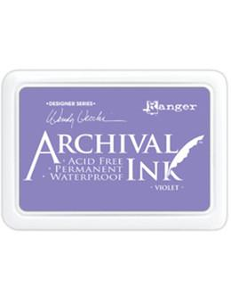 Wendy Vecchi Archival Ink™ Pad Violet Ink Pad Wendy Vecchi