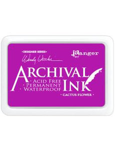 Wendy Vecchi Archival Ink™ Pad Cactus Flower Ink Pad Wendy Vecchi