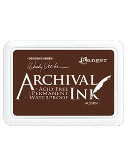 NEW! Wendy Vecchi Archival Ink™ Pad Acorn
