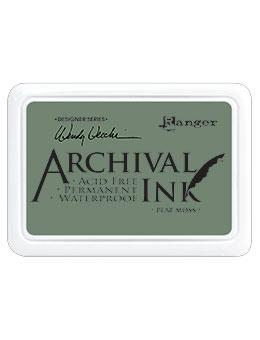 NEW! Wendy Vecchi Archival Ink™ Pad Peat Moss