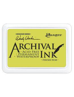 NEW! Wendy Vecchi Archival Ink™ Pad Prickly Pear