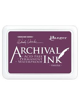 NEW! Wendy Vecchi Archival Ink™ Pad Thistle