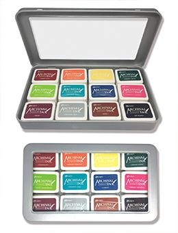Mini Archival Ink™ Storage Tin