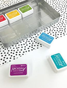 Mini Archival Ink™ Storage Tin Storage Archival Ink