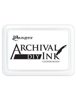 Archival DIY Ink Pad Archival Ink Ranger Brand