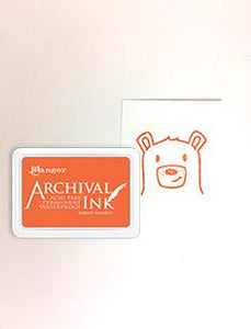 Archival Ink™ Pads Bright Tangelo Archival Ink Archival Ink