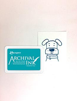Archival Ink™ Pads Paradise Teal Archival Ink Archival Ink