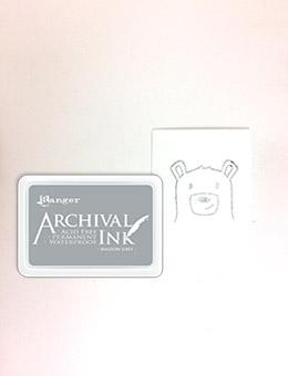 Archival Ink™ Pads Shadow Grey Archival Ink Archival Ink