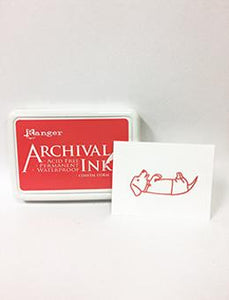 Archival Ink™ Pads Coastal Coral Ink Pad Archival Ink