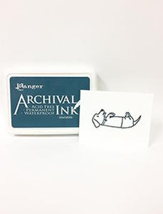 Archival Ink™ Pads Seafarer Ink Pad Archival Ink