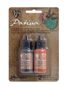 Vintaj® Patina Kit - Ancient Coin